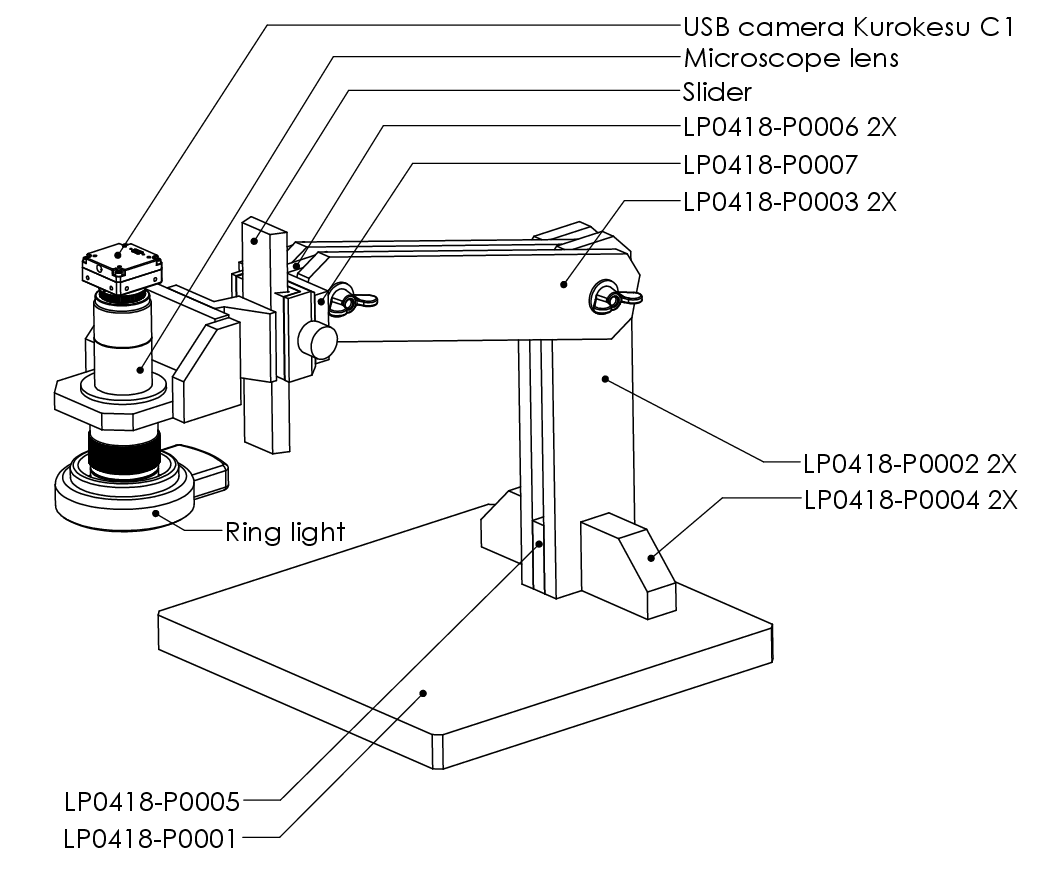 u00bb diy pcb inspection microscope