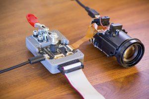 Motorized lens controller mk2 updates