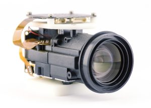 18x optical zoom motorized camera kit