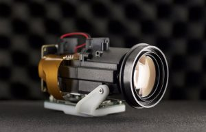 Updated C1 PRO x18 motorized camera block