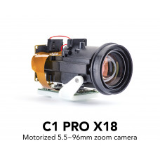 C1 PRO camera with 18x motorized zoom lens and controller kit MK2