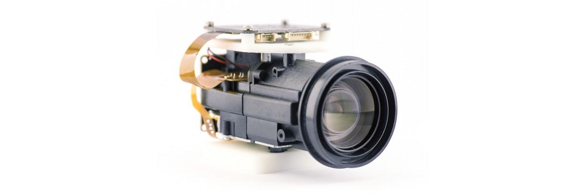 18x zoom lens development kit