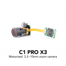 C1 PRO camera with 3x motorized zoom lens and controller kit