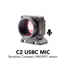 USB camera C2 (with microphones)