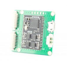 Dual lens stepper motor controller based on SCE2 module