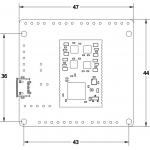 SCE2 stepper controller module breakout