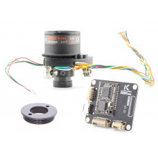 2.8-12mm motorized lens kit