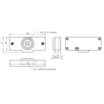 C920 enclosure kit for CS-type lens