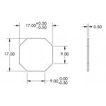 Longpass filter (for C1, C1 PRO, C920 and Brio reworked cameras)