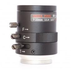 7-22mm CS lens
