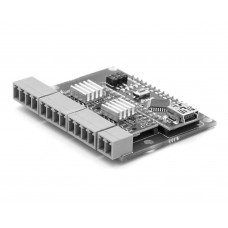Two axis USB stepper motor controller