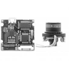 Zoom lens controller development kit