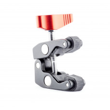 Soft crab clamp (for articulating arm)