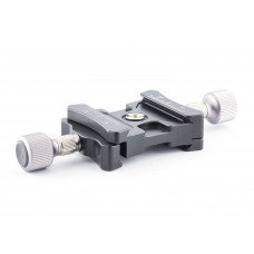 Double sided quick clamp (Arca-Swiss Quick Release System)
