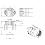 USB camera C1 MICRO M12