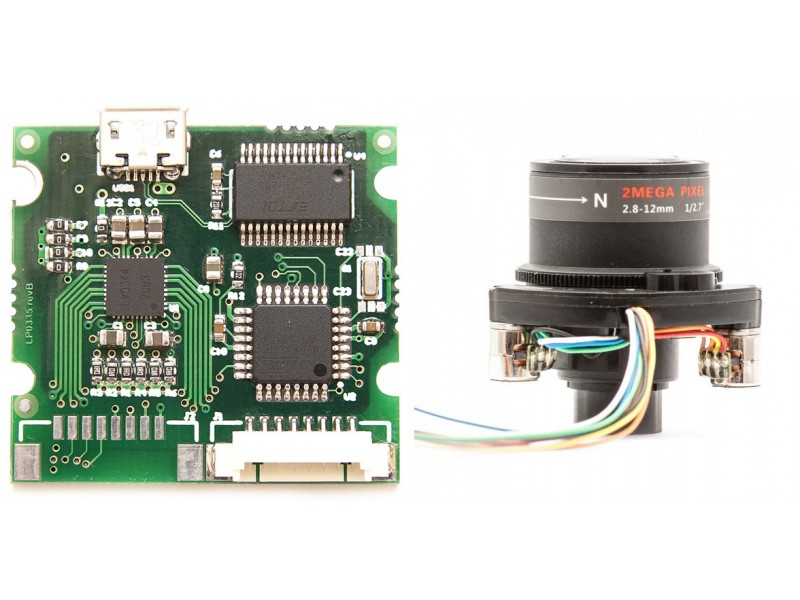 Any CS-mount camera deserves autofocus! | Kurokesu blog